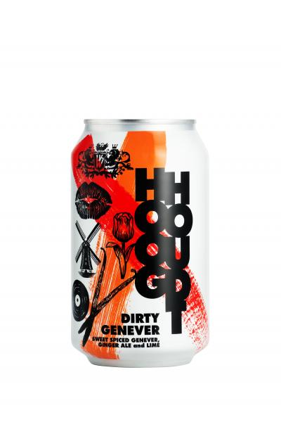 Hooghoudt Dirty Genever