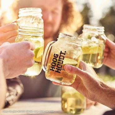 Proost! Even afkoelen met de Dirty Genever, perfect voor een zomerse borrel. #hooghoudt #cocktails #cocktailtime #summer #bbq #hitteplan